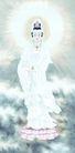 人物-综合0013,人物-综合,中国国画,观音 观音大士 观世音 菩萨 神像