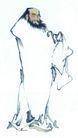 人物-综合0024,人物-综合,中国国画,诗人 形象 肖像