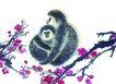 十二生肖0050,十二生肖,中国国画,