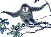 十二生肖0051,十二生肖,中国国画,