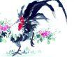 十二生肖0063,十二生肖,中国国画,