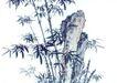 古树奇石0044,古树奇石,中国国画,