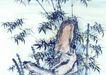 古树奇石0046,古树奇石,中国国画,