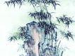 古树奇石0051,古树奇石,中国国画,