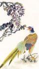 吉祥鸟0056,吉祥鸟,中国国画,