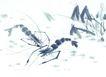 水族世界0005,水族世界,中国国画,虾 水族 海鲜