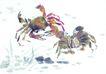 水族世界0030,水族世界,中国国画,