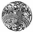 凤纹0964,凤纹,中国民间艺术,