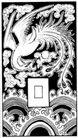 凤纹0966,凤纹,中国民间艺术,