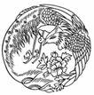 凤纹0972,凤纹,中国民间艺术,