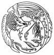 凤纹0974,凤纹,中国民间艺术,