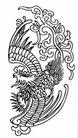 凤纹0982,凤纹,中国民间艺术,