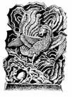 凤纹0994,凤纹,中国民间艺术,