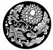 凤纹1004,凤纹,中国民间艺术,