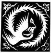 凤纹1012,凤纹,中国民间艺术,
