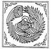 凤纹1013,凤纹,中国民间艺术,