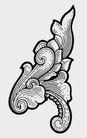 古代图案花纹0045,古代图案花纹,中国民间艺术,