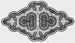 古代图案花纹0086,古代图案花纹,中国民间艺术,形象 精美 技艺