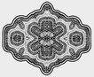 古代图案花纹0089,古代图案花纹,中国民间艺术,背景 色素 中国