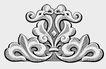 古代图案花纹0095,古代图案花纹,中国民间艺术,花边 底纹 修饰