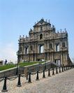古代建筑0075,古代建筑,中国民间艺术,教堂 前门 遗址