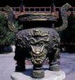 古代建筑0084,古代建筑,中国民间艺术,民间 摆放 中国