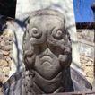 古代建筑0085,古代建筑,中国民间艺术,形象 人像 雕塑