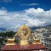 古代建筑0088,古代建筑,中国民间艺术,高瞻 竖立 天空
