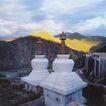古代建筑0092,古代建筑,中国民间艺术,陵墓 建筑 遗址