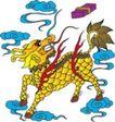 吉祥动物0059,吉祥动物,中国民间艺术,
