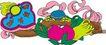 吉祥动物0085,吉祥动物,中国民间艺术,外观 吉祥 可爱