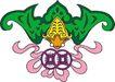 吉祥动物0099,吉祥动物,中国民间艺术,图纹 图案 祈福