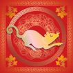 016,吉祥生肖,中国民间艺术,老鼠 鼠年 吉祥