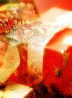 圣诞新年0008,圣诞新年,中国民间艺术,礼物 包装 精品 彩带 丝环