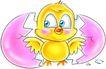 恭贺节庆0034,恭贺节庆,中国民间艺术,鸡蛋 新生 小鸡