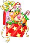 恭贺节庆0081,恭贺节庆,中国民间艺术,动物 象征 喜庆