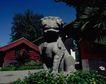 故宫0036,故宫,中国民间艺术,石像 雕刻 绿化