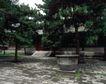 故宫0076,故宫,中国民间艺术,院落 石坛 露天