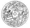 植物图案花纹0362,植物图案花纹,中国民间艺术,