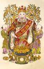 民间艺术0016,民间艺术,中国民间艺术,财神到 财源 滚滚