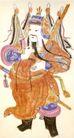 民间艺术0017,民间艺术,中国民间艺术,除邪 抚摸 胡须