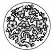 现代图案花纹0607,现代图案花纹,中国民间艺术,