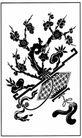 现代图案花纹0634,现代图案花纹,中国民间艺术,