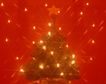 缤纷圣诞0037,缤纷圣诞,中国民间艺术,装饰树 圣诞节 红色