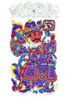 门神0020,门神,中国民间艺术,门神 守护 家园