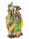 门神0031,门神,中国民间艺术,