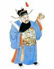 门神0035,门神,中国民间艺术,