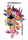 门神0043,门神,中国民间艺术,