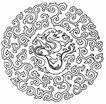 龙纹0439,龙纹,中国民间艺术,