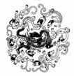 龙纹0446,龙纹,中国民间艺术,